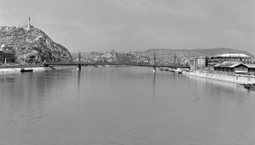 1959, Szabadság híd, 9. és 11.kerület