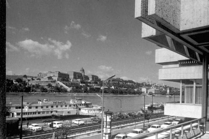 1970 táján, Apáczai Csere János utca, 5. kerület