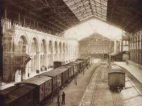1877, Teréz körút, a Pesti indóház, 6. kerület