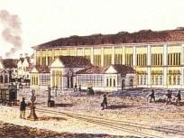 1846, Nyugati pályaudvar elődje, 6. kerület