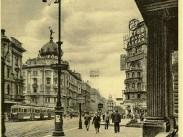 1941 előtt, Blaha Lujza tér és Rákóczi út, 8. és 7. kerület
