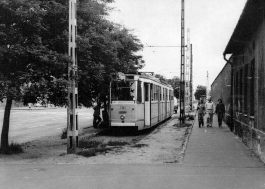 1968-1972, Mező Imre (Fiumei) út, 8. kerület