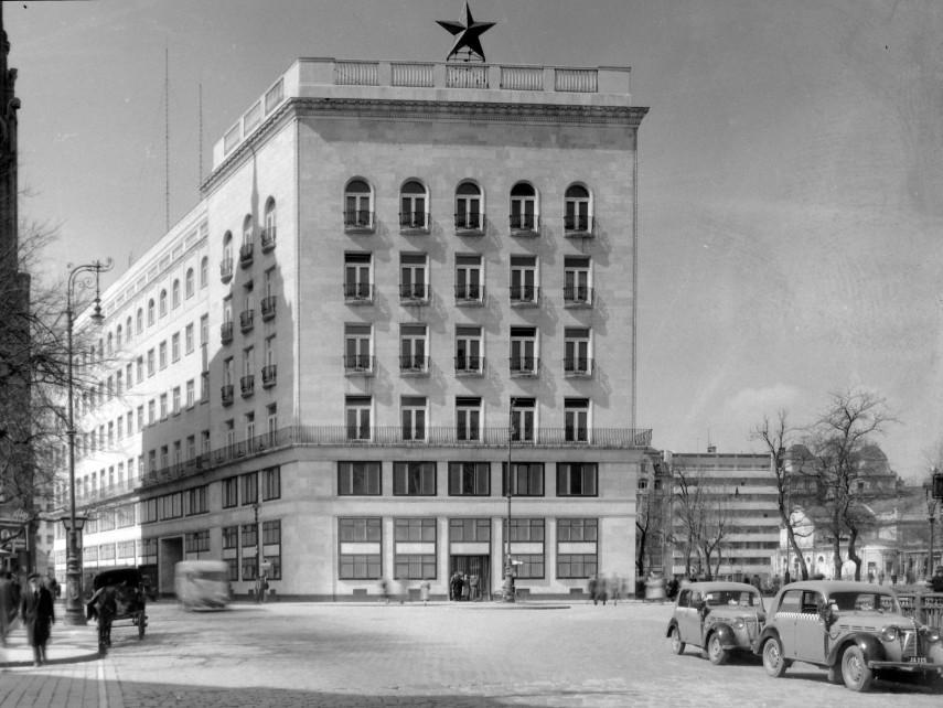 1953, Deák Ferenc tér, 5. kerület