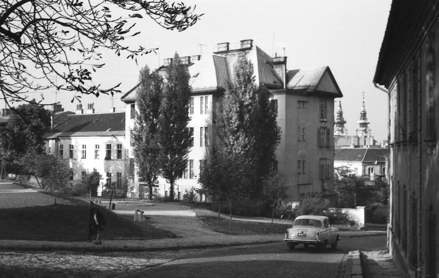 1967, Donáti utca, 1. kerület