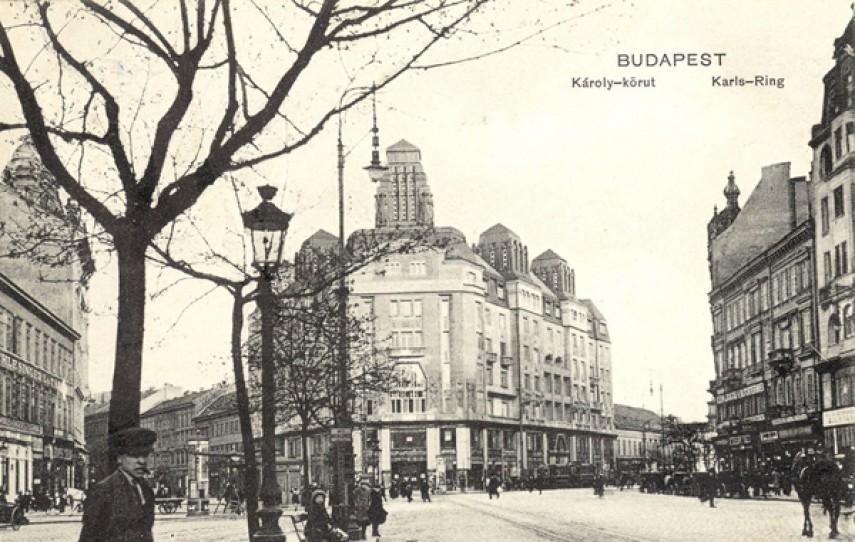 1900-as évek első fele, Károly körút, 7.kerület