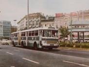 1970-es évek eleje, Baross tér, 8.és 7. kerület