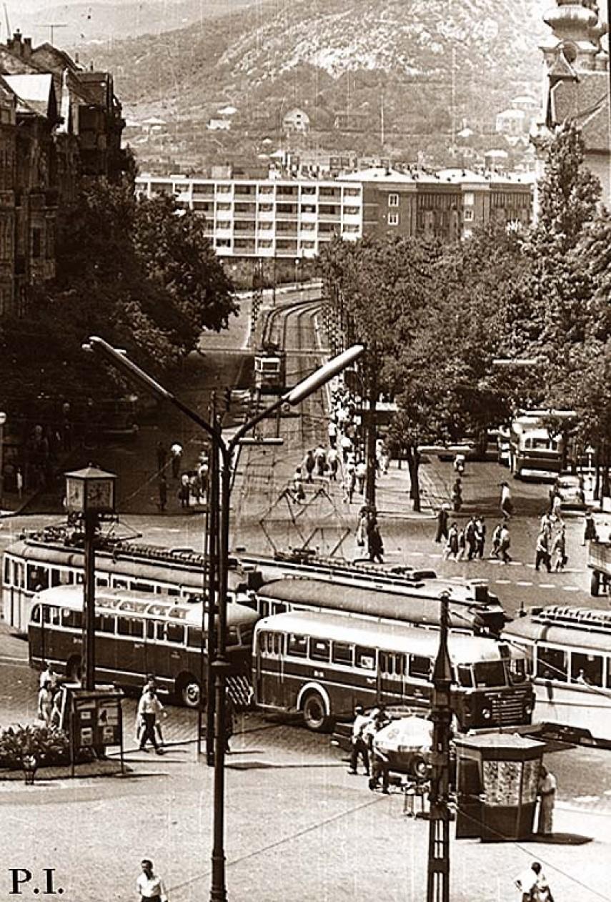 1962, Móricz Zsigmond körtér, 11.kerület