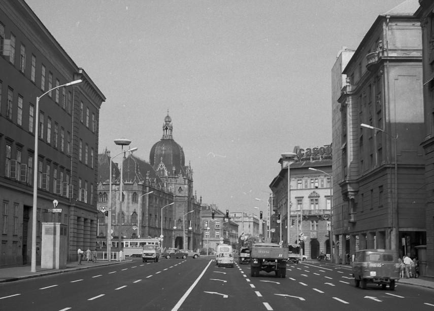 1977, Üllői út, 8. és 9. kerület