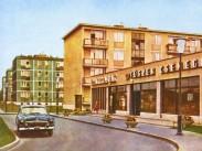 1960-as évek, Lándzsa utca, 16. kerület