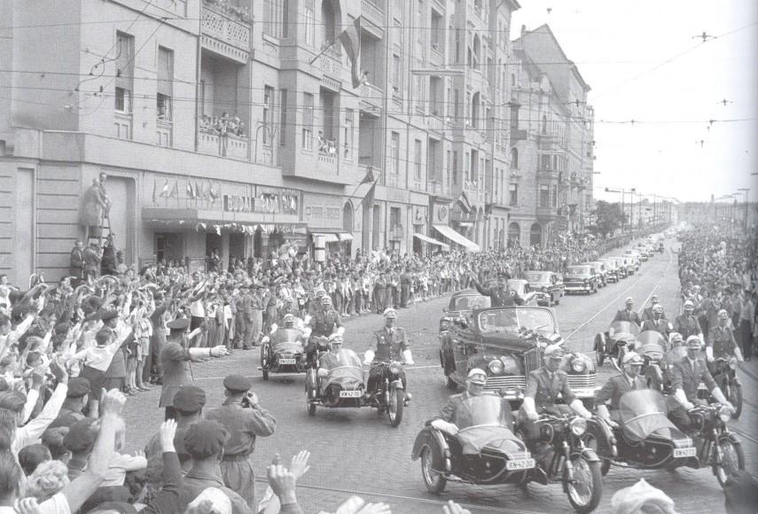1961, Mártírok útja (Margit körút), 2.kerület