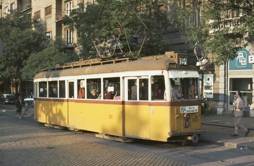 1969, Jászai Mari tér, 13. kerület