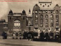 1917, Mária Terézia (Horváth Mihály) tér, 8.kerület