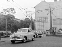 1950-es évek közepe, Kálvin tér, 8. kerület