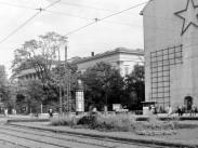 Kálvin tér, 1955, 8. kerület