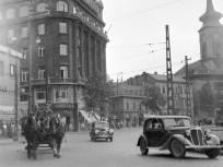 1958, Kálvin tér, 8. és 9. kerület