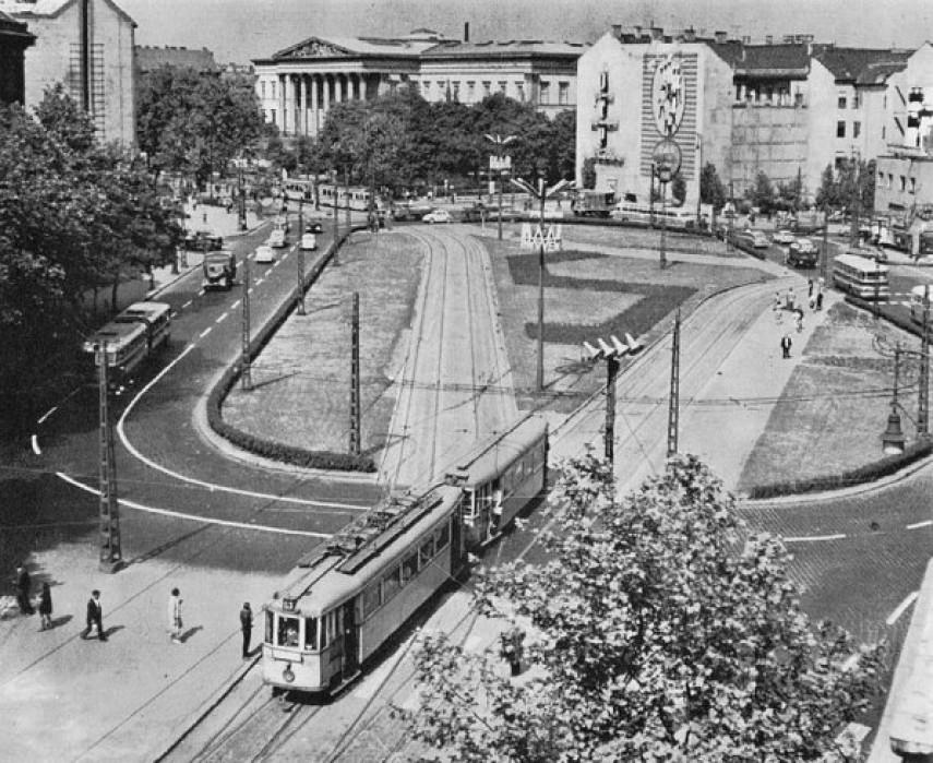 1960-as évek, Kálvin tér, 5.és 8. kerület