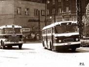 1963-1964, Calvin (Kálvin) tér, 8. és 9. kerület