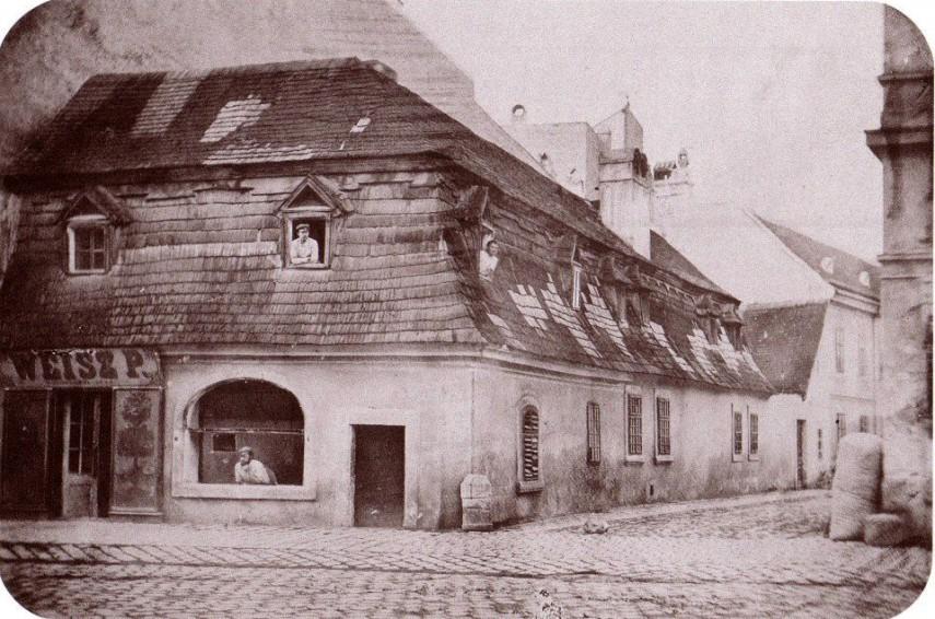1867, Ketschkemeter Gasse (Kecskeméti utca),  4., (1950-től) 5. kerület