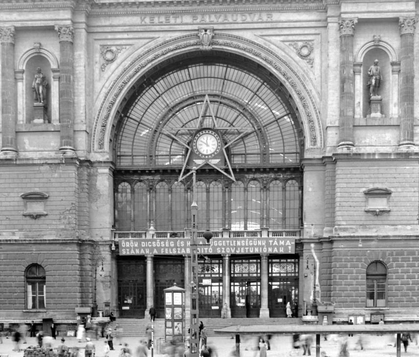 1950. Baross tér, 8. kerület