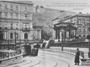 1900-as évek eleje, Lánchíd tér, 1. kerület