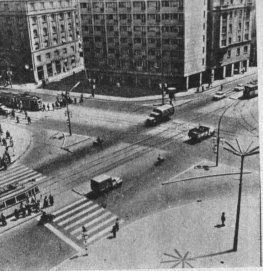 Üllői út, Üllői út X Nagykörút 1972, 8. kerület