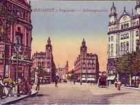 Erzsébet híd(-ak) és környékeik, Kígyó tér 1903-1914, 5. kerület