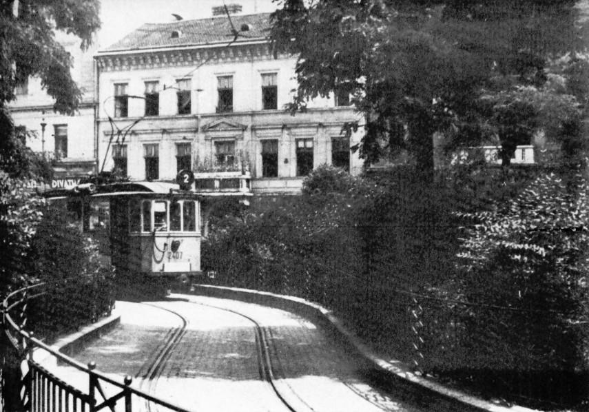 1910-1941, Klauzál tér, 7. kerület