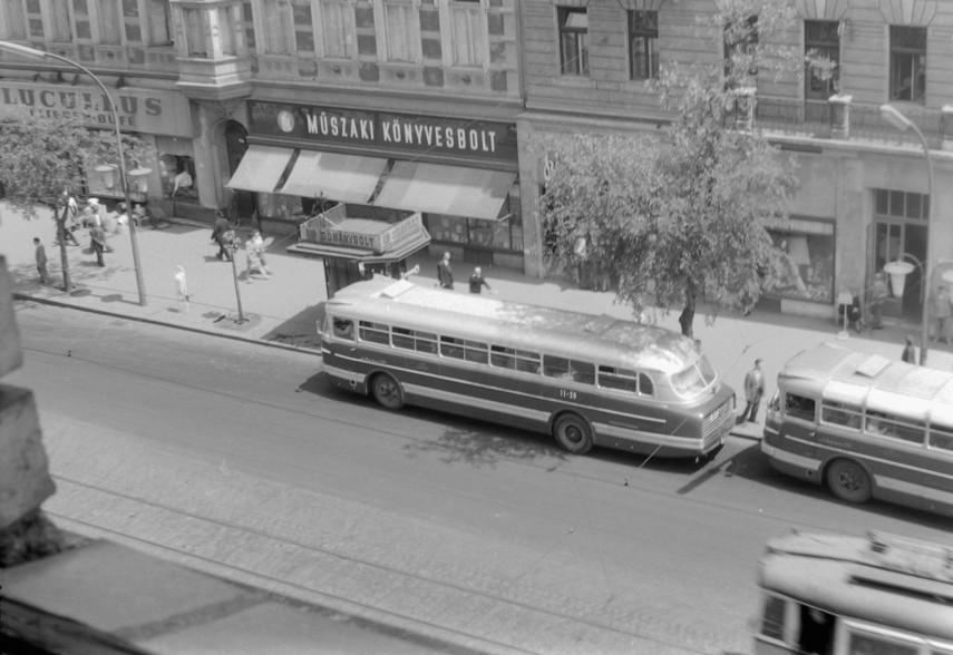 1962, Lenin (Erzsébet) körút, 7. kerület