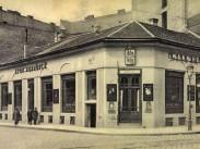 1940 táján, Rottenbiller utca, 7. kerület