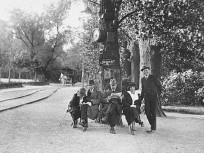 1920, Lóvonat állomás, Margitsziget, 13. kerület