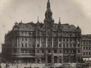 1900-as évek, Erzsébet körút, New York-palota, 7. kerület