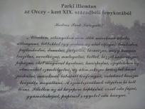 XIX. század, Orczy út, 8. kerület