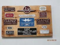 Régi idők jármű címkéi