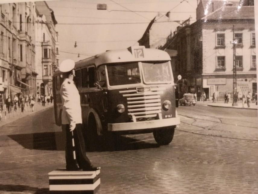 1950-es évek, Mártírok útja, 2. kerület