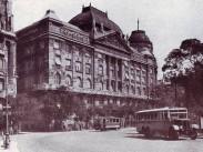 1933, Ferenc József (Széchenyi István) tér