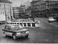1970-1975, Boráros tér, 9. kerület