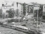 1990-es évek, Kálvin tér, 8. kerület