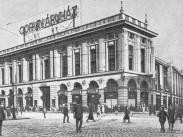 1930-as évek, Blaha Lujza tér, 8. kerület