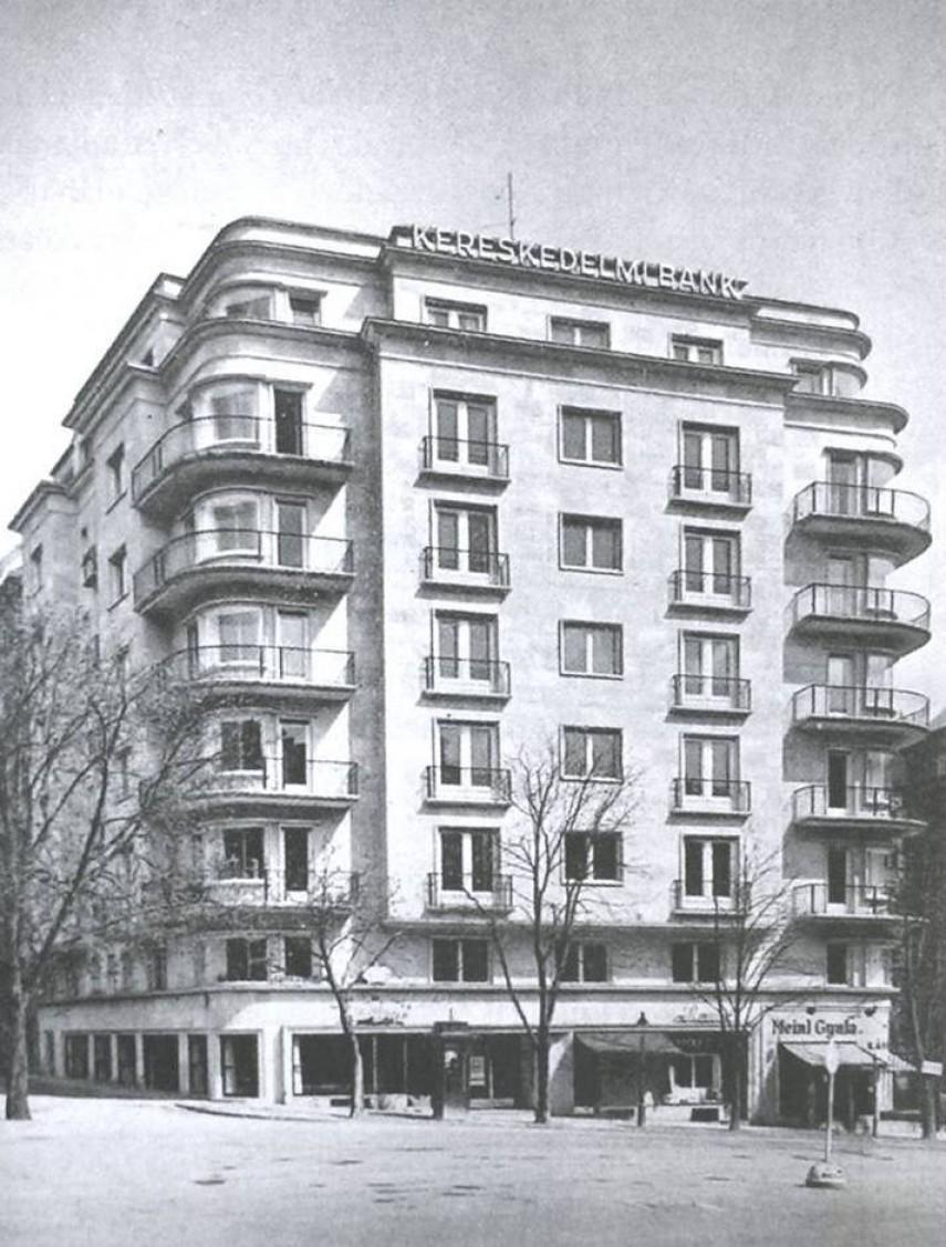 1936, Keleti Károly utca, a Regent-ház