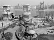 1945, Régi Erzsébet híd, 1. kerület