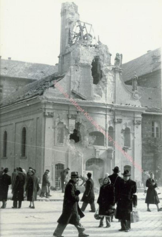 1956, Rákóczi út, 8. kerület