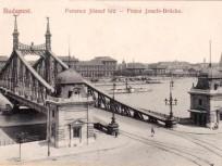 1900-as évek eleje, Gellért tér, 11. kerület