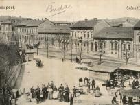 1907, Széna tér, 2. kerület