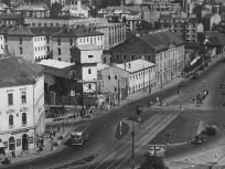 1950-es évek, Széna tér, 2. kerület