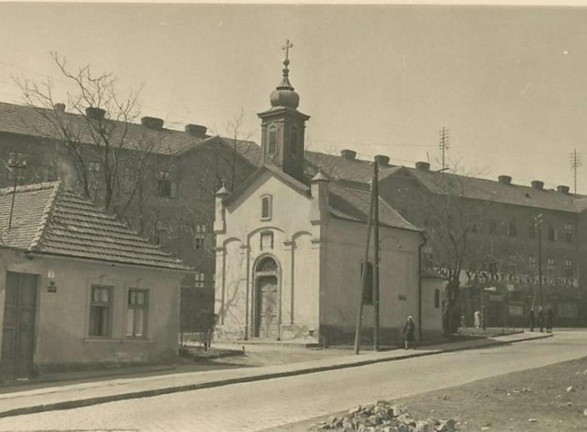 1900-as évek közepe, Szépvölgyi út, 3. kerület