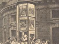 1960, Blaha Lujza tér, 8. kerület