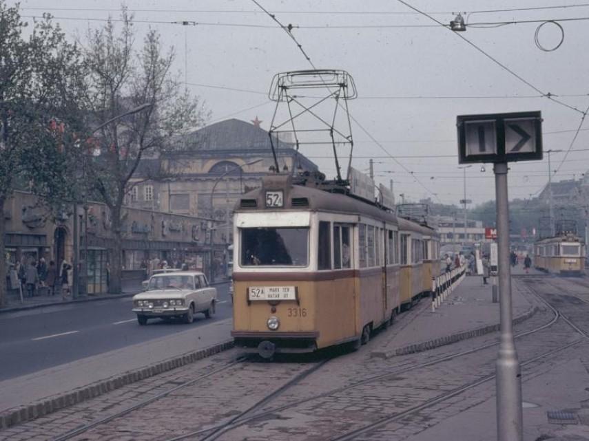 1976, Tanács körút, 5. kerület