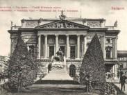 1907 táján, Rákóczi út (későbbBlaha Lujza tér), 8. kerület
