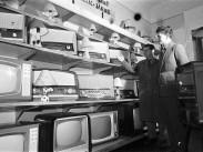 TV, RÁDIÓ-1960-as évek