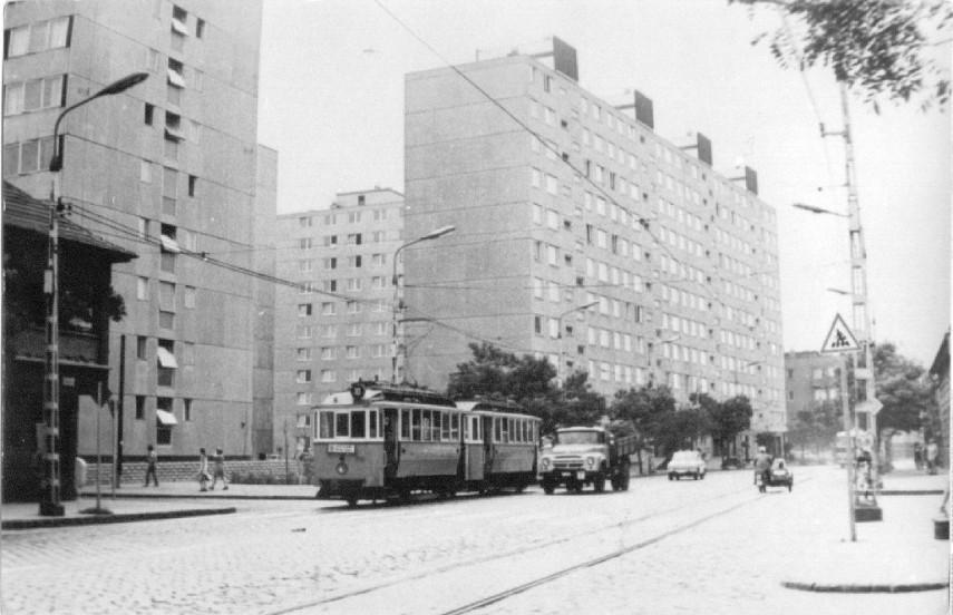 1970-es évek, Újpest, Árpád út, 4. kerület